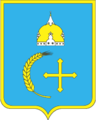 96px Coat of Arms of Sumy Oblast